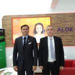 ALOK מציגה פתרונות התומכים בקיימות ושומרים על היגיינה