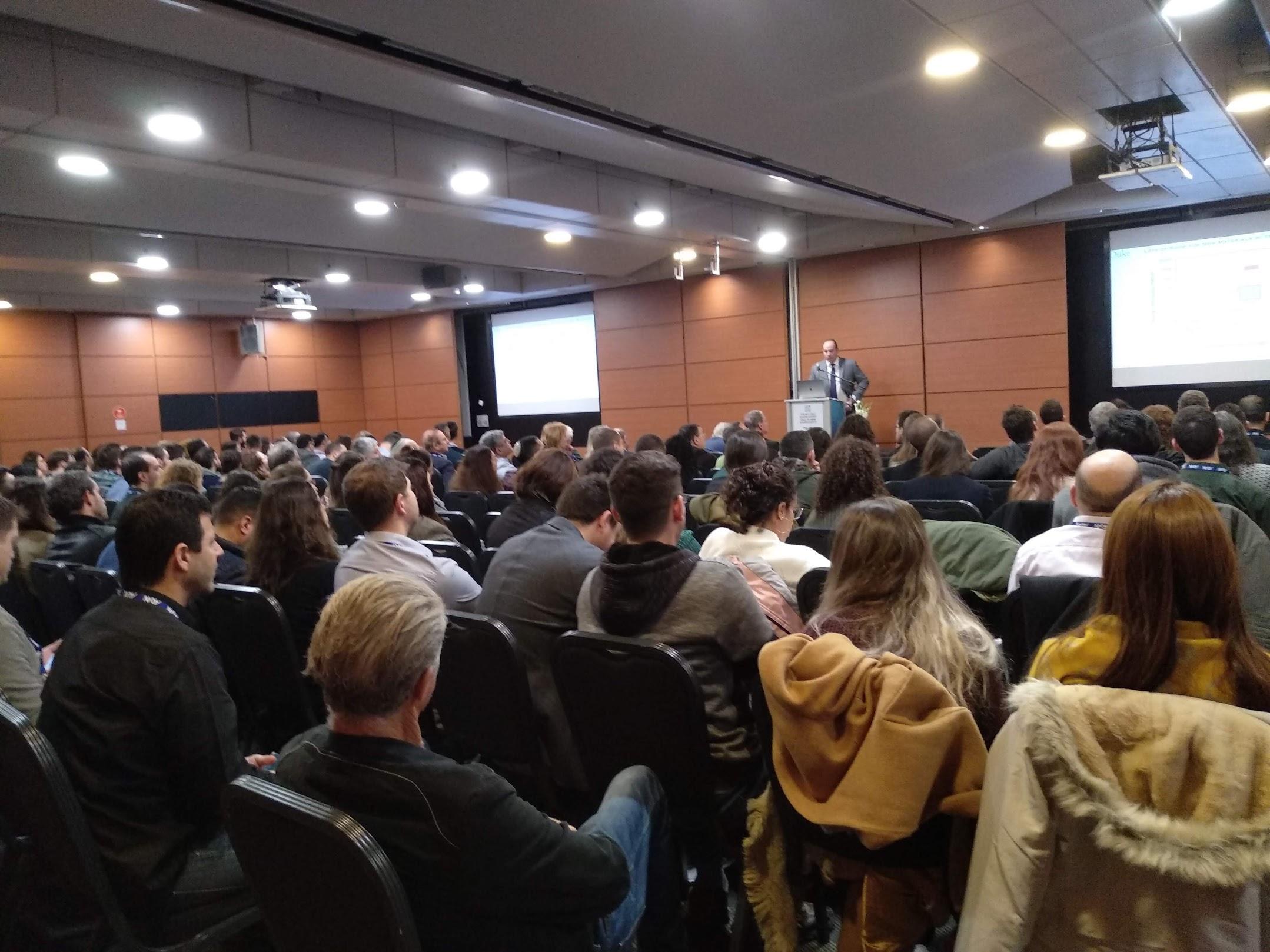 כשאקדמיה ותעשייה נפגשים הכנס השנתי ה-48 של האגודה הישראלית לפולימרים ופלסטיקה